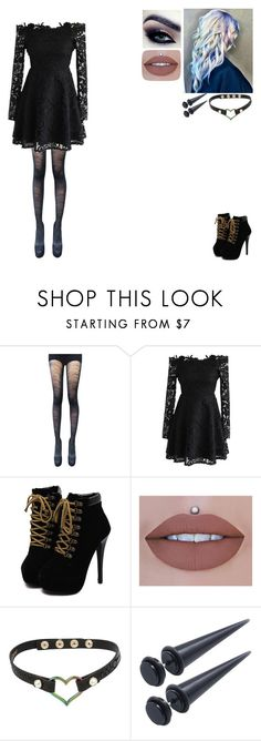 """Untitled #252"" by eternallyyours2413 on Polyvore featuring ZAC Zac Posen, Chicwish and Betsey Johnson"