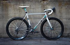 Baum Coretto. A titanium frame bike from South Australia.
