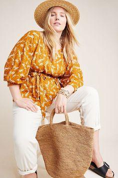 Amber Dolman-Sleeved Blouse | Anthropologie