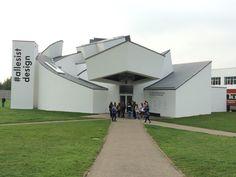 Frank Gehry  Vitra Campus, Weil am Rhein, Germany