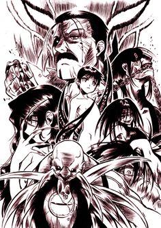 Tags: Fullmetal Alchemist, Lust (FMA), Fullmetal Alchemist Brotherhood, Envy (FMA), Homunculi