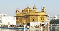 Golden Temple – Templo sagrado dos Sikhs (Foto: Matheus Pinheiro de Oliveira e Silva)