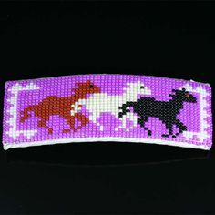 bead horse