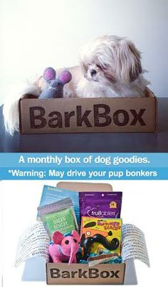 The perfect gift for your pup!