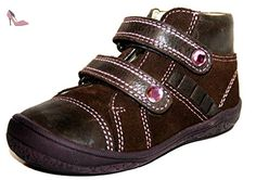 Juge - 0235 chaussures 223 bottines fille - Marron - Braun (coffee/espresso  9500