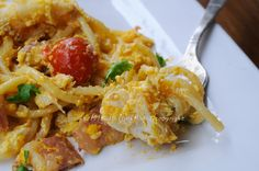 Carbonara di #baccala ricetta facile