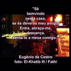 -Eugênio de Castro. Photo by El-Khatib lll / Fathi