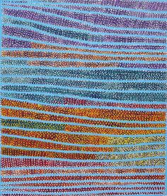 Aboriginal art. Warlukurlangu Artists
