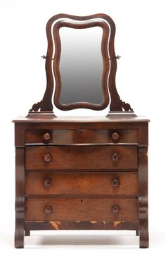 Signed Thomas Day Dresser Sold $7,000