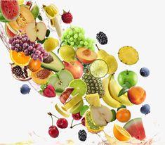 Fruit Fruit, Fruit Drinks, Fruit Juice, Colorful Drinks, Colorful Fruit, Healthy Juice Recipes, Healthy Juices, Juice Ad, Fruit Clipart