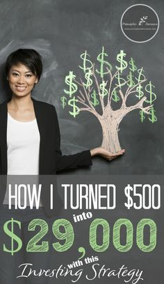 She makes investing seem super simple...Gonna try this out!