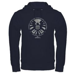 Marvel's Agents of S.H.I.E.L.D. Hoodie (dark)