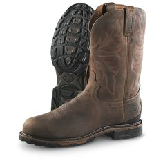 Mens work PULL UP boots - Google Search. none · Foot wear ba037e5c8