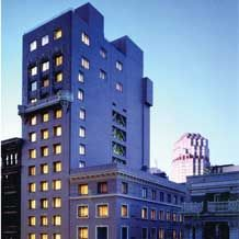 Campton Place Hotel, Union Square, San Francisco, CA.