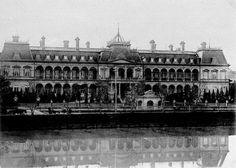 初代帝国ホテル:1890明治23年