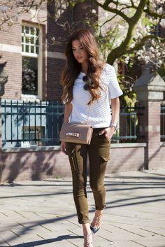 Celebrating Spring with my New Valentino Bag | Negin Mirsalehi