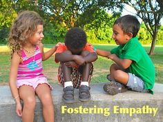 Teaching Kids Empathy- Kid World Citizen