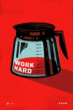 Illustrations by Mike McQuade | Inspiration Grid | Design Inspiration