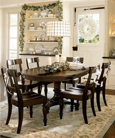 ad200050ac9 Image detail for -Dining Rooms Collection from Pottery Barn   Home Interior  Design .