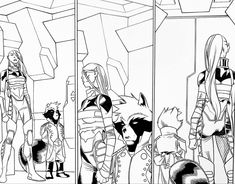 GUARDIANS OF INFINITY. Pencils by Carlo Barberi, Inks by Walden Wong Sub me at www.youtube.com/WaldenWongArt . #marvel #comics #marvelcomics #guardiansofthegalaxy #gotg #rocketraccoon #iamgroot #groot #avengers #makingcomics #drawing #inking #inks #art #arts #arte #artoftheday #crowquill #nib #inker #sketch #love #commission #dccomics #picoftheday #postoftheday #draw #sketchbook #drawings #sketch #doodle Groot Avengers, Comic Art, Comic Books, I Am Groot, Sketchbook Drawings, Rocket Raccoon, Marvel Comics Art, How To Make Comics, Guardians Of The Galaxy