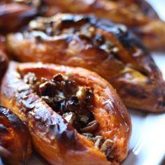 Sweet Potatoes with Pecan Syrup (gluten free, dairy free, paleo, soy free, vegan) Recipe on Yummly. @yummly #recipe
