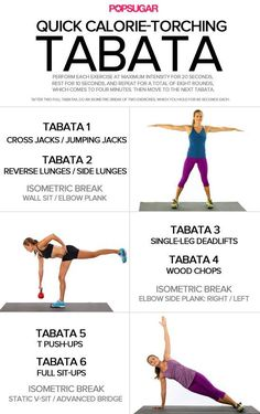 Calorie Torching Tabata Workout // works every body part in 30 minutes #workout #strengthtraining