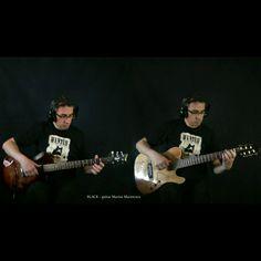 guitar Marius Marinescu 2021 Music Instruments, Guitar, Black, Black People, Musical Instruments, Guitars