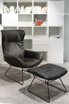 Fur Geniesser Sessel Cordia Lounge Von Cor Design Designmobel