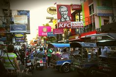Kao San Road la calle del Kaos en Bangkok algo también imperdible!!