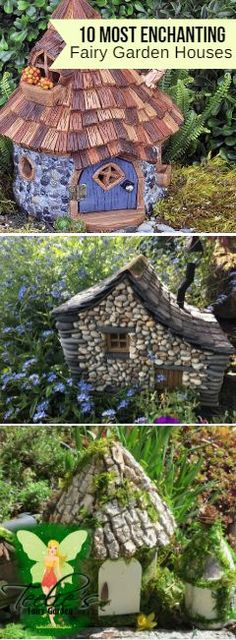597 best Fairy Gardens Doll Houses & Accessories images on Pinterest ...