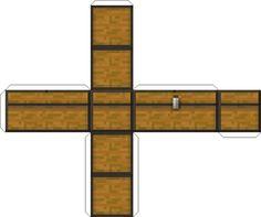 Papercraft Duża Komoda (Classic)