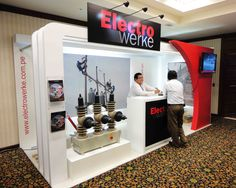 cliente: ELECTROWERKE evento: 5to EXPOENERGIA 2015