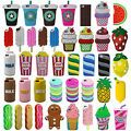 Cute Ice Cream Food Silicone Rubber S...