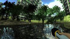Slender City - обзор альфа версии