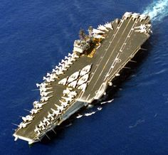Naval History, Art History, Carrier Strike Group, Navy Carriers, Navy Aircraft Carrier, Capital Ship, Indian Navy, Us Navy Ships, Kitty Hawk