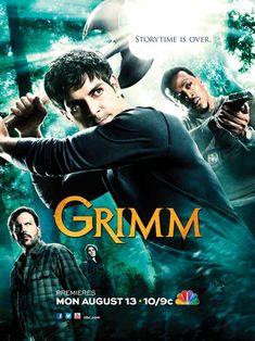 """Grimm // El Detective Nick Burkhardt(David Guintoli) comienza a ver cosas que no es capaz de explicar hasta que llega su tía Marie(Kate Burton) que revela que Nick es descendiente de un grupo de cazadores de élite llamado """"Grimms"""" encargados de mantener a salvo a la humanidad..."""