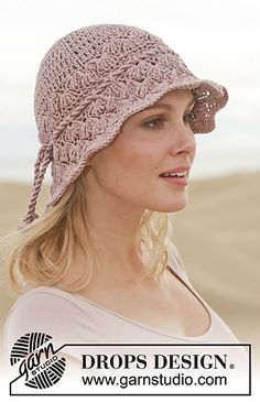 Ravelry: 153-36 Glimpse of Spring pattern by DROPS design