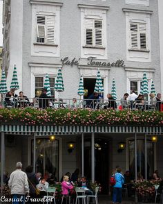 3 Meals: Where to eat in #Salzburg, #Austria www.casualtravelist.com