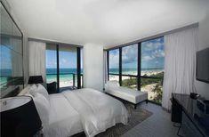 Wake up to the bright sunshine of Miami Beach.