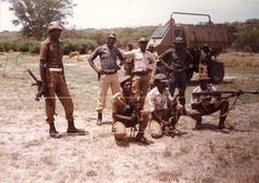 Unita at Katwitwi sector 20 Brothers In Arms, Defence Force, Cold War, Armed Forces, Warfare, South Africa, Army, Military, History