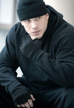 actor Tom Hardy (Inception)