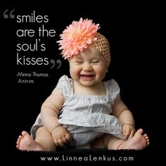A simple smile can change the day
