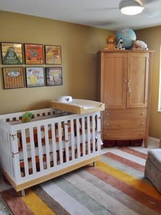 10 Decorating Ideas for Nurseries