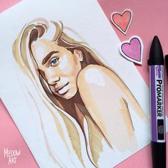 Fashion illustration | Иллюстрация | Рисунок | Tutorial, Рисунок, Москва, Санкт-Петербург | meoowart иллюстрация