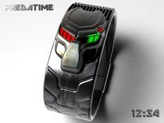 Predatime – Predator Inspired Watch Concept