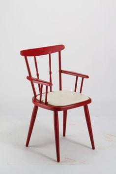 Entwurf unbekannt, Kinderarmlehnstuhl (1960er Jahre)
