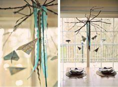DIY Home Decorations - Paper Plane Decoration