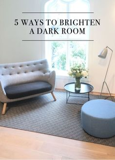 1000 Brighten Dark Rooms Pinterest
