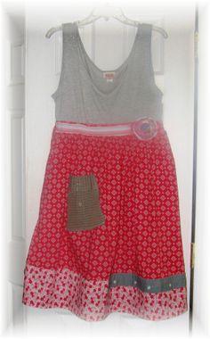 Large Summer Dress by UpCDooZ on Etsy, $32.00