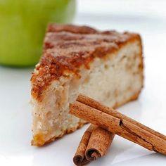 Bestest Moistiest Apple Cake